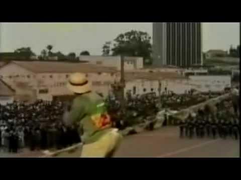 Zangalewa Zamina (Waka Waka, time for Africa) Short Version