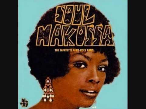 Manu Dibango – Soul Makossa Mama-se