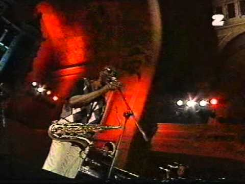 MANU DIBANGO – POZNAŃ JAZZ FAIR '98 (TV/VHS Rip)