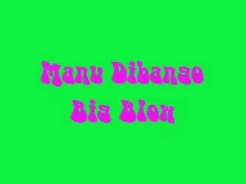 Manu Dibango – Big Blow