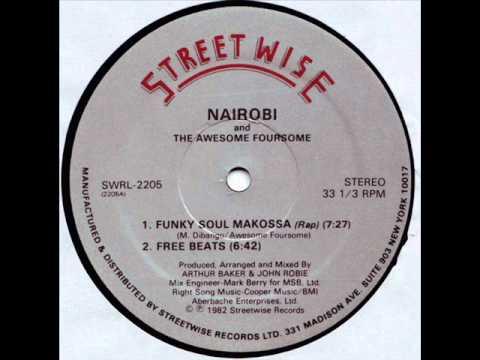 Nairobi Funky Soul Makossa (Rap) 1982
