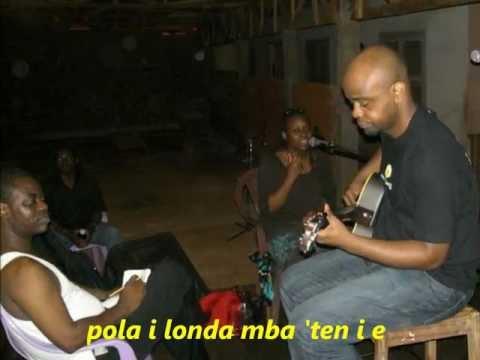 COCO MBASSI – na menguele, lyrics