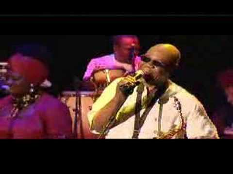 Manu Dibango – Sax Medley and voices