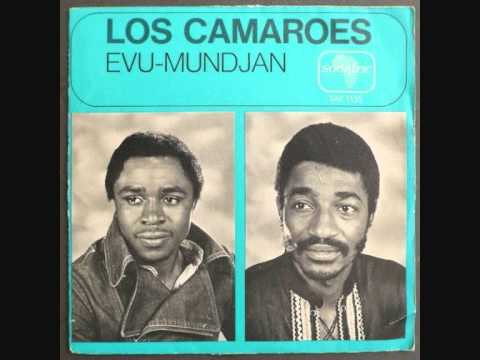 Los Camaroes – Evu mundjan