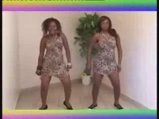 Ledoux Marcellin – bikutsi dance