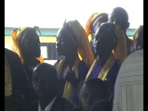 Chorale de Zoetele en Action 2007