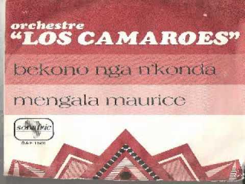 Los Camaroes – Bekono nga n'konda – Mengala maurice