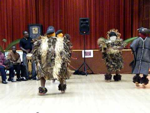 Bafut Convention – Dallas Dance Part 1
