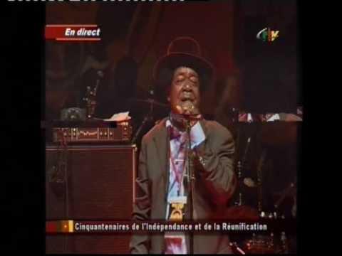 Jean Bikoko Aladine – Concert le cinquantenaire de l'indépendance du Cameroun