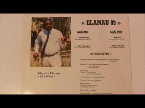 Maurice Elenga (Elamau) – mbanda ya abe mama