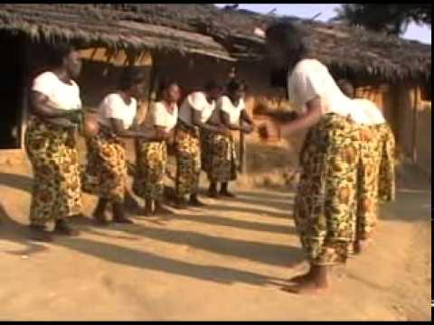 Cameroon Bum Dance