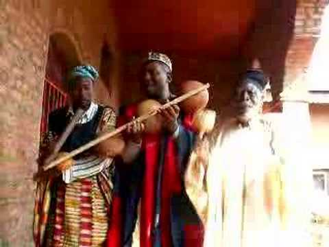 Traditional Bamoun music
