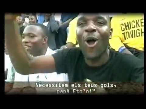 Nguea la Route & Samuel Eto'o – AYABA24