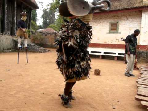 TRIBAL DANCE BAFUT CAMEROON