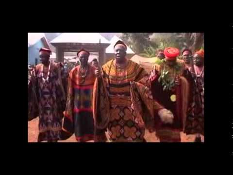 Mbaghalum dance from Mankon