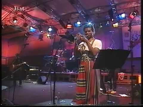 Manu Dibango – Live Jazz Festival Lugano 1996
