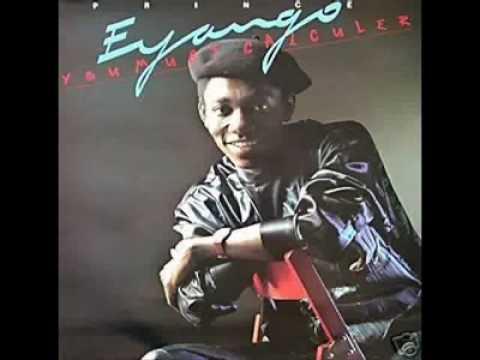 Prince Eyango – N'Kongsamba (1991)