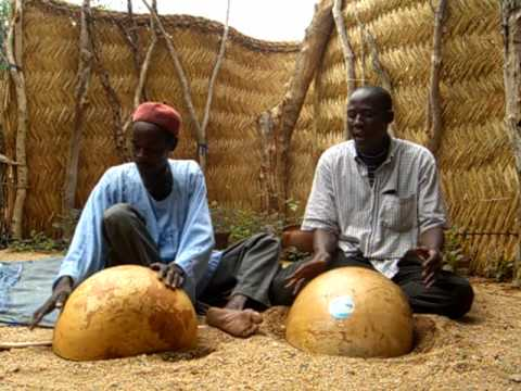 Traditional Cameroonian Music with Calabash Instruments