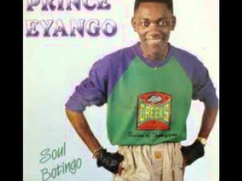 Prince Ndedi Eyango – Patou (1989)