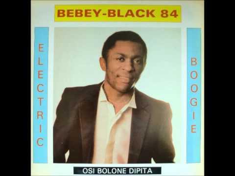 Bebey Black – Penda Makossa 1984