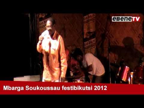 Mbarga Soukouss – Live au Festibikutsi 2012