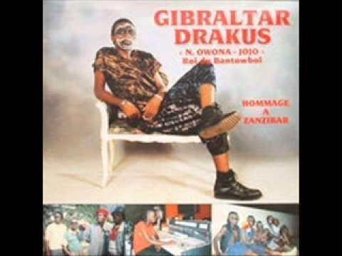 Gibraltar Drakus – O Zanzibar
