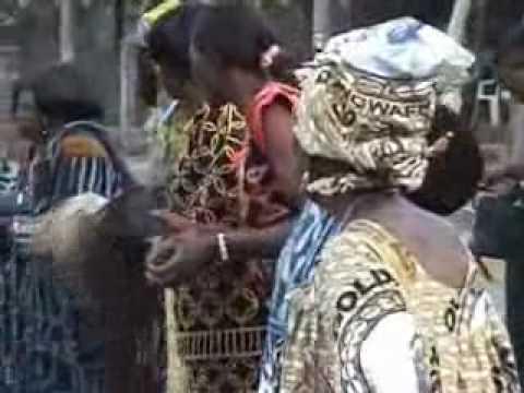 Abeungafo at Mankon Mboumala festival 2009