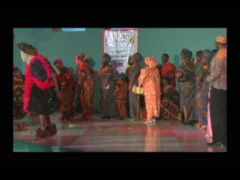 Juju dance MANKON – 2007 All Cameroonian Cultural Festival