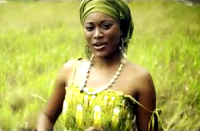 FIFI NEGRESSE – Traditional from Kadei Division