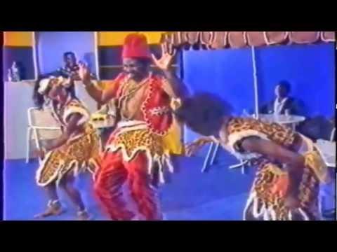 ALI BABA – multis dances cameroun