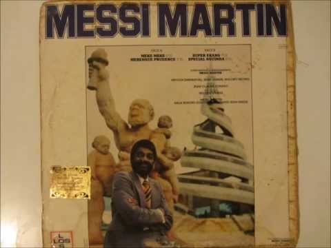 Messi Martin – super ekang