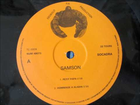Samson Chaud Gars – Hommage a Aladin