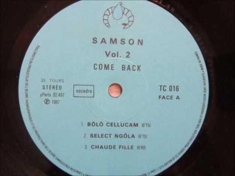 Samson – chaude fille