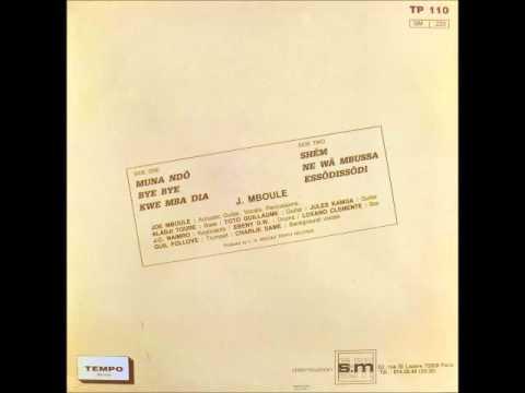 Joe Mboule – Muna Ndo (1983)