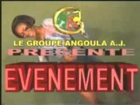 Richard Amougou  –  Evenement
