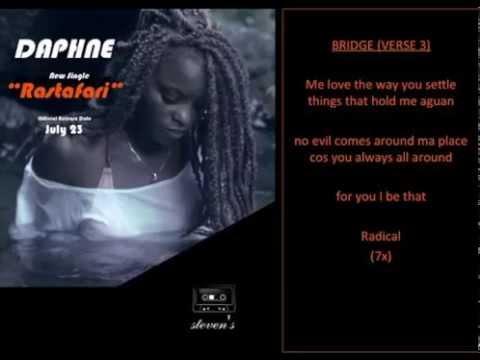 Daphne – Rastafari (Official Lyrics Video)