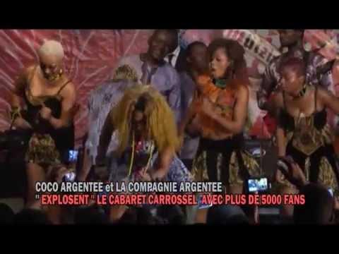 COCO ARGENTEE – CONCERT Carrossel
