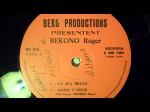 Roger Bekono – nnem ya bum
